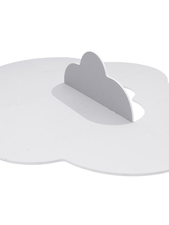 Quut Playmat Cloud Large Pearl Grey image number 5