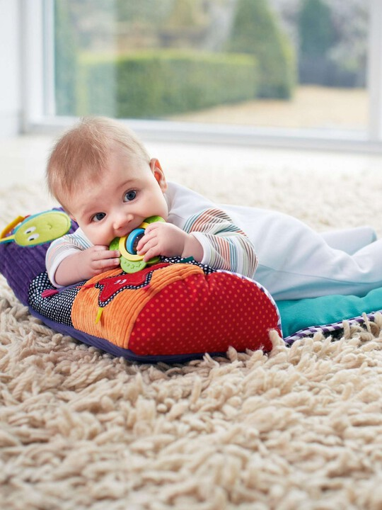 Babyplay - Tummy Time Activity Toy & Rug image number 7