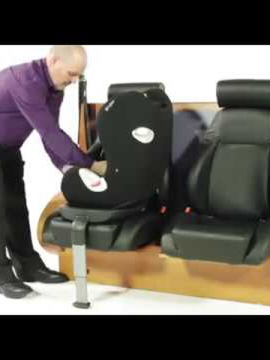 Cybex Sirona Car Seat - Happy Black image number 5