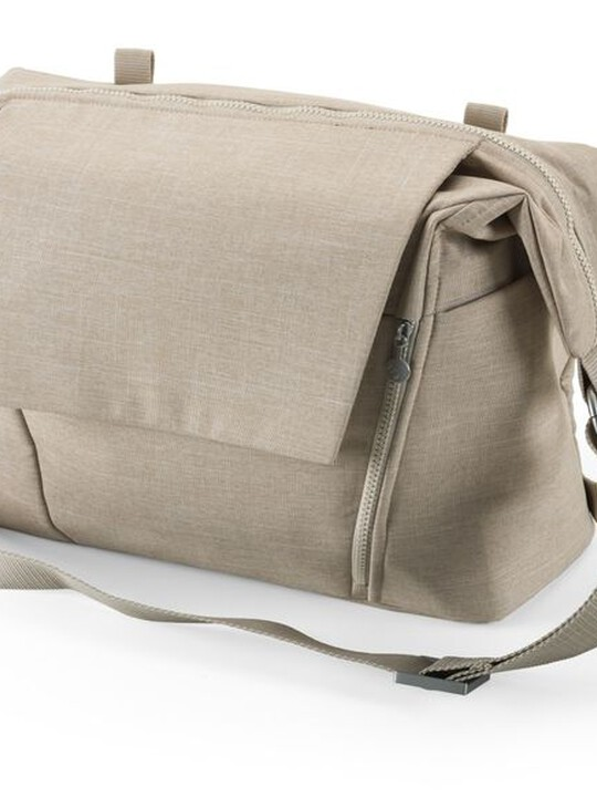 XPLORY Changing Bag Beige Melange image number 1