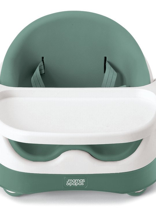 BABY BUD BOOSTER SEAT SOFT TEAL image number 1