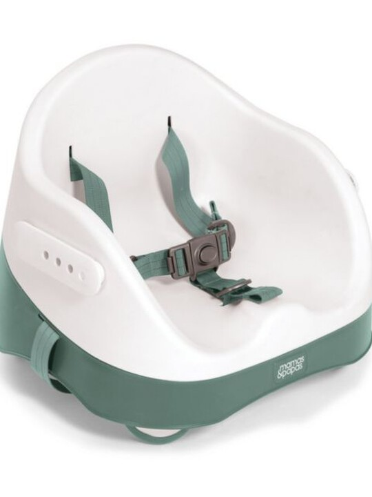 BABY BUD BOOSTER SEAT SOFT TEAL image number 5