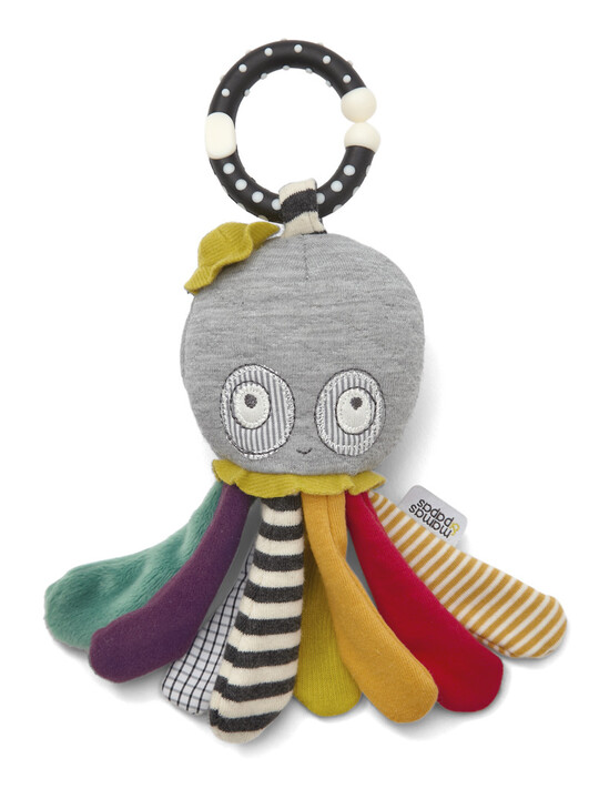 Socks Octopus - Linkie Toy image number 1