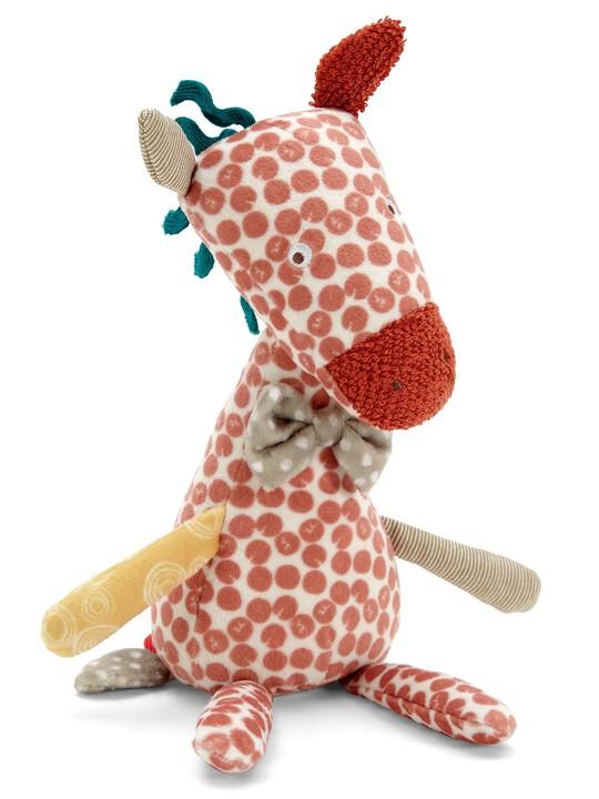 Zam Bee Zee - Giraffe Soft Toy image number 2
