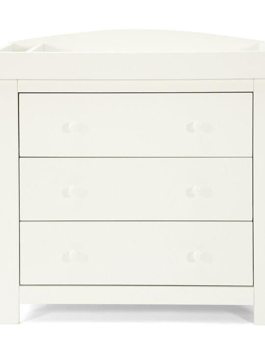 Mia Dresser/Changer - Ivory image number 1