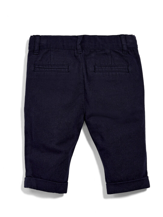 Navy Chinos image number 5