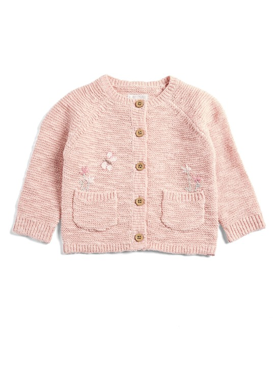 Embroidered Cardigan image number 1