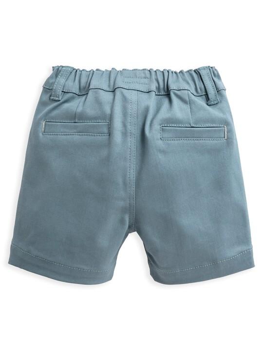 Navy Chino Shorts image number 5
