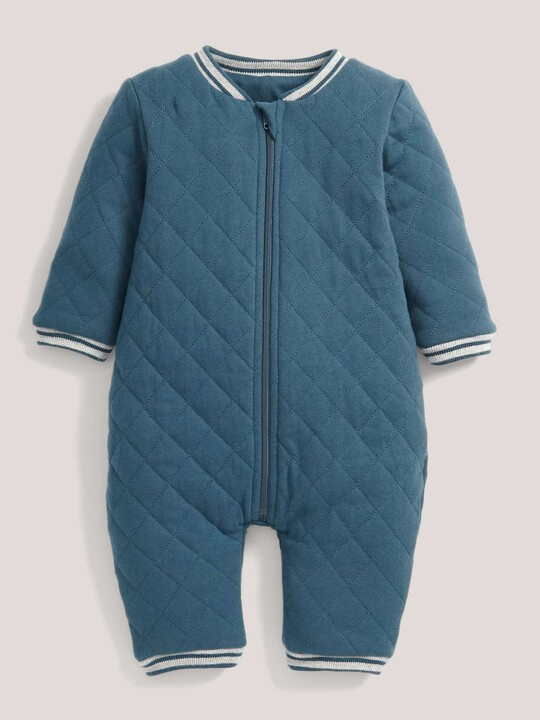 Quilted Zip All-in-One image number 1