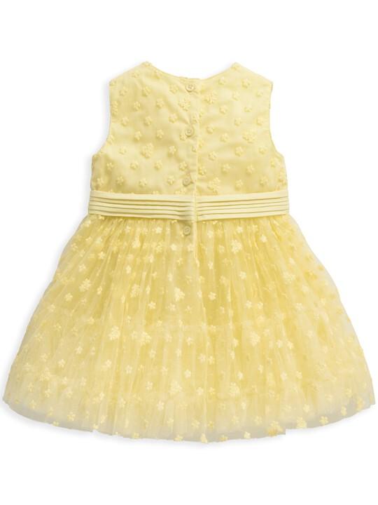 Embroidered Floral Dress image number 2