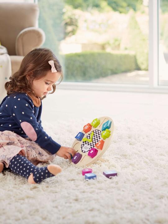 Babyplay  -  Teaching Clock image number 7