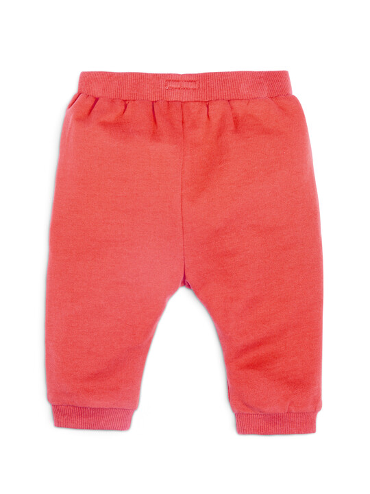 Red Joggers image number 2