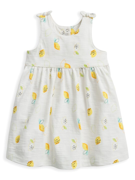 Lemon Print Jersey Dress image number 1