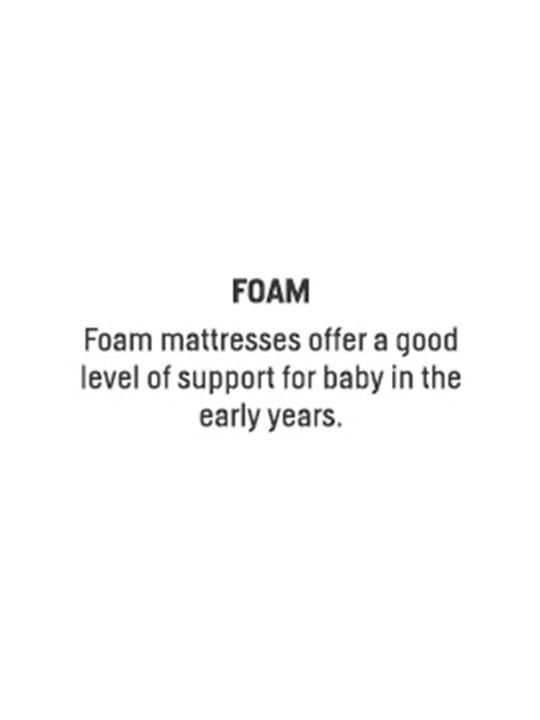 Essential Foam Crib Mattress image number 2