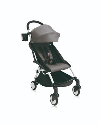 Babyzen stroller YOYO2 6+ Black Frame + Black Color Pack