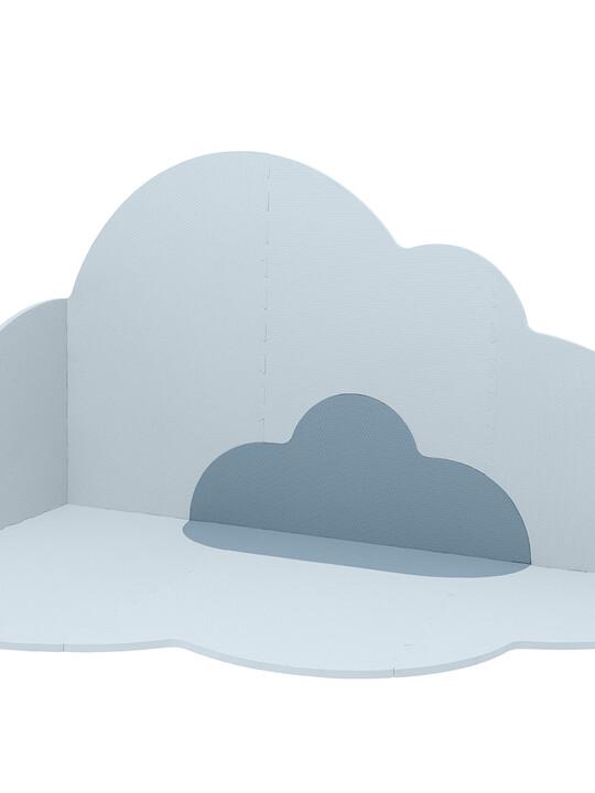 Quut Playmat Cloud Large Dusty Blue image number 4