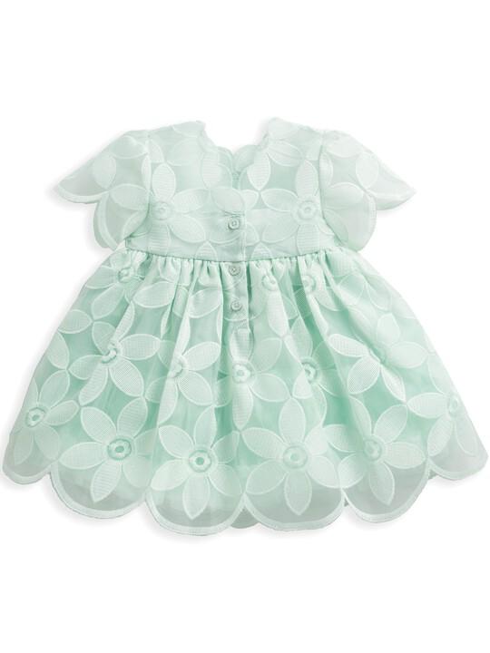 Mint Organza Dress image number 5