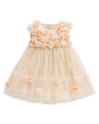 Corsage Tutu Dress