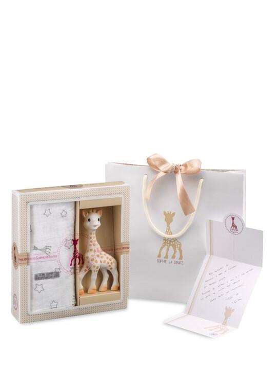 Sophie la girafe Tenderness Creation Birth Set ( Medium) image number 2