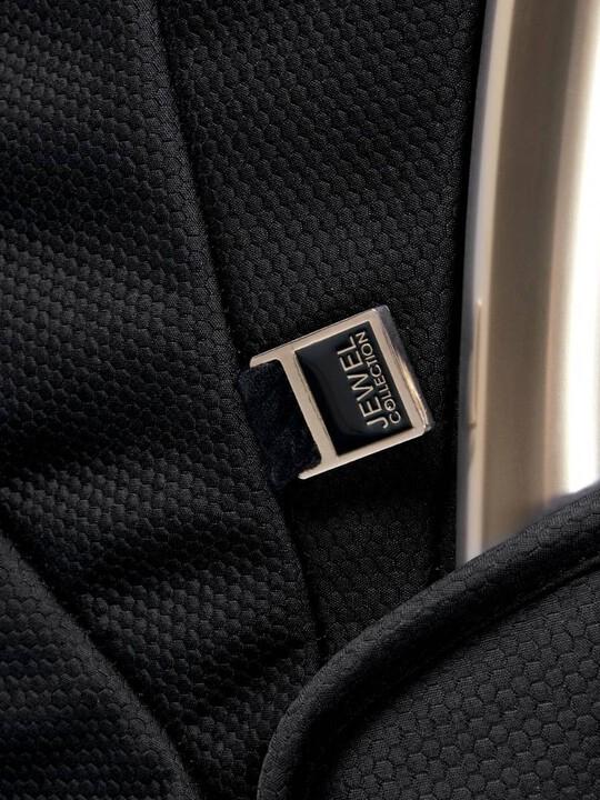 Ocarro Signature Edition Jewel Carrycot - Black Diamond image number 2
