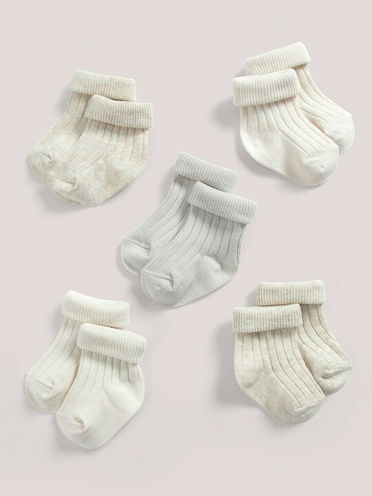 Five Pack of Sand Socks image number 2