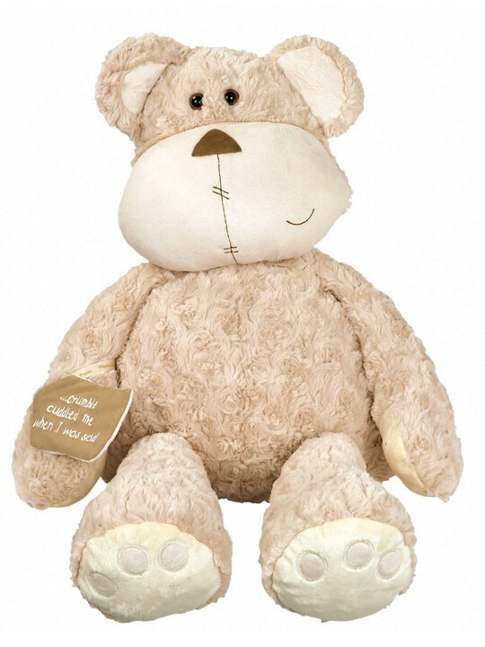 Once Upon a Time - Crumble Bear Soft Toy image number 1