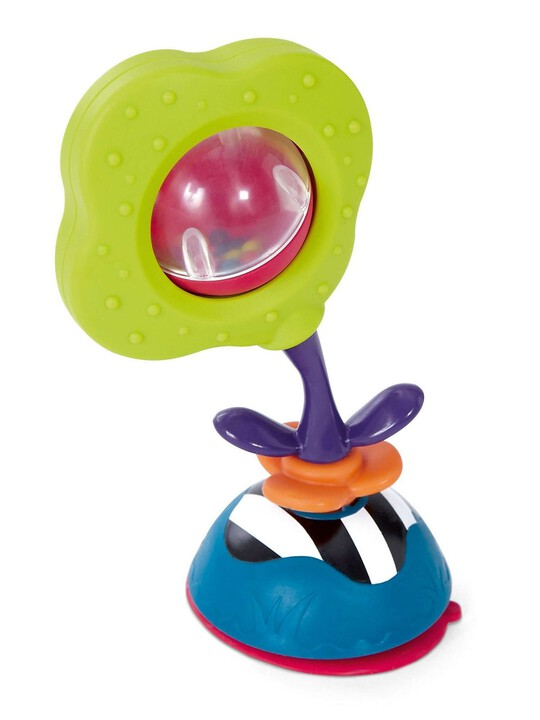 Babyplay Highchair Toy - Dizzy Daisy image number 2