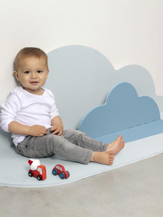 Quut Playmat Cloud Small Dusty Blue image number 3