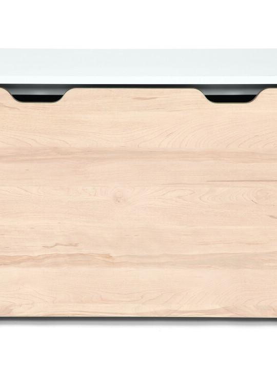 Lawson Storage Box - Natural/White image number 7