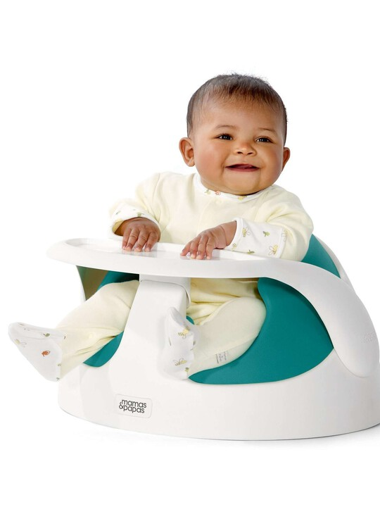 Baby Snug - Teal image number 7