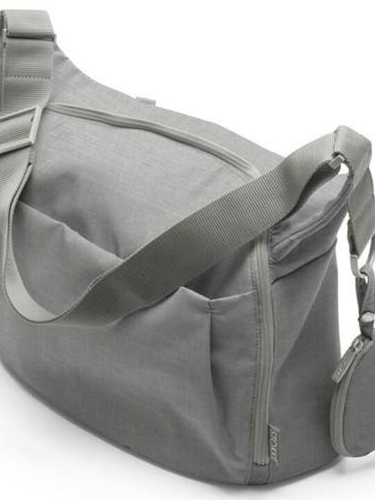XPLORY Changing Bag Grey Melange image number 1
