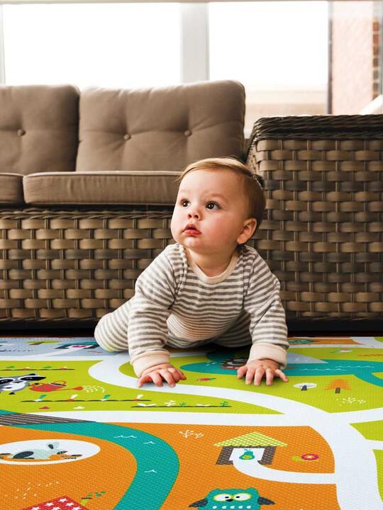 BBLuv Multi - Reversible Playmat-Miles image number 3