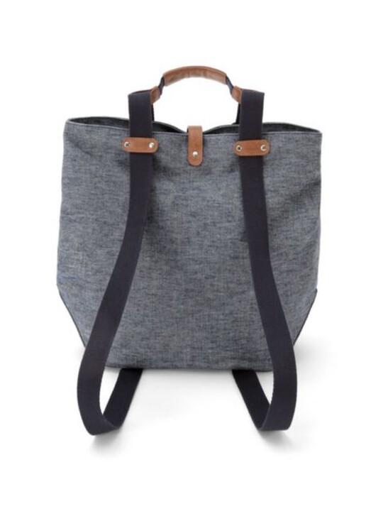 Chrissi Changing Bag - Blue Denim image number 2