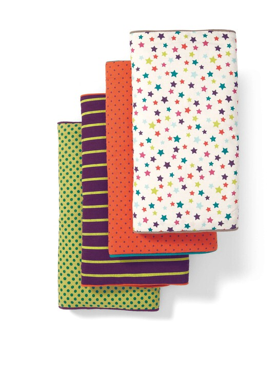 Timbuktales - Unisex Cot Bar Bumpers (pack of 8) image number 2