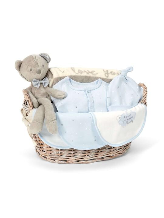 Boy's New Baby Gift Hamper image number 1