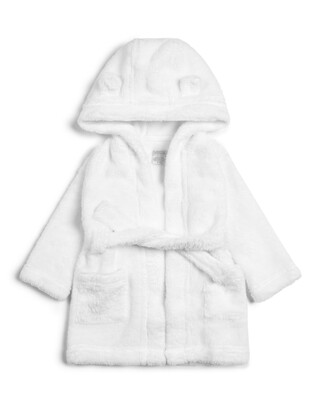White Dressing Gown