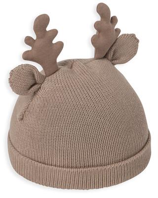 Reindeer Knit Hat