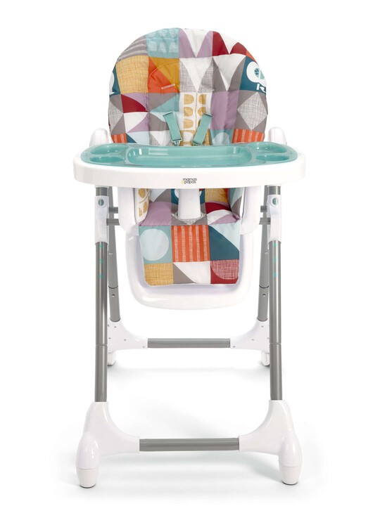 Snax Highchair - Apple Patch image number 2