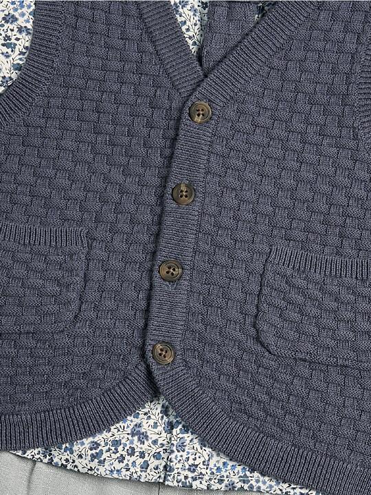 Liberty Shirt, Tie and Tank Top Set - 4 Piece image number 2