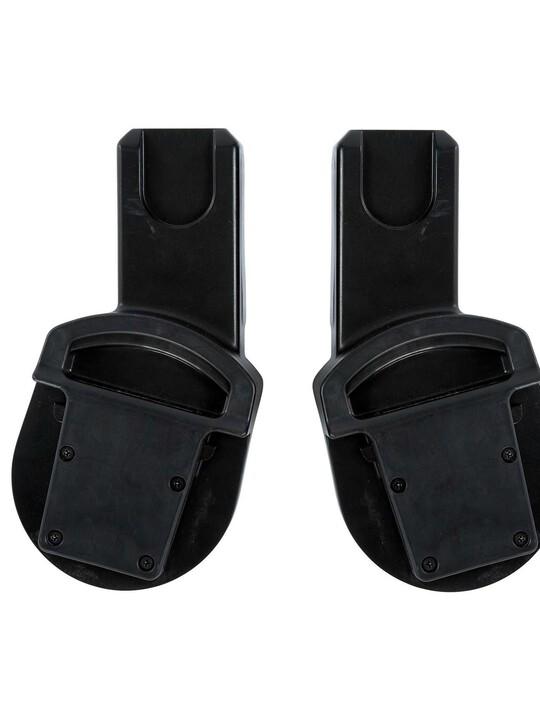 Urbo/Sola/Zoom Car Seat Adaptors - Cybex Aton, Aton Q & Cloud Q/Maxi-Cosi Pebble & CabrioFix/BeSafe iZi Go image number 1