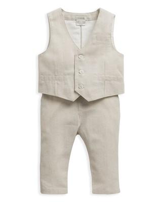 2 Piece Waistcoat & Trousers