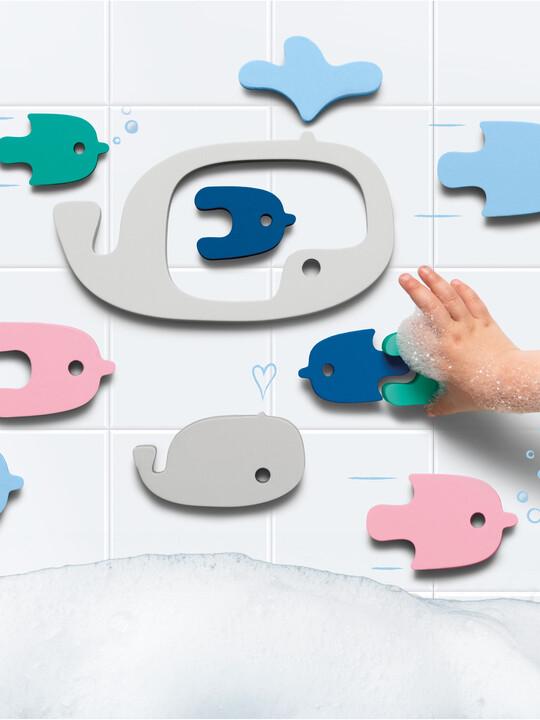 Quut Quutopia Bath Puzzle Whale image number 1