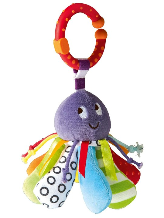 Babyplay - Linkie Toy Octopus image number 1