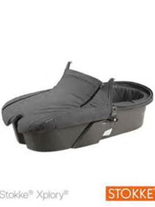 Stokke Xplory Black Carry Cot image number 2