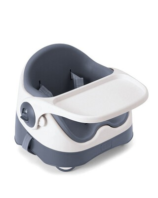 Baby Bud Booster Seat with Detachable Tray - Navy