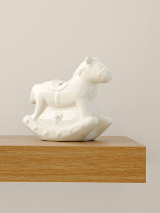 Welcome to the World - Rocking Horse Money Box image number 2