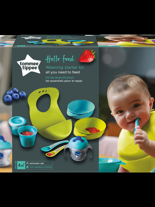 Tommee Tippee Weaning Kit image number 4