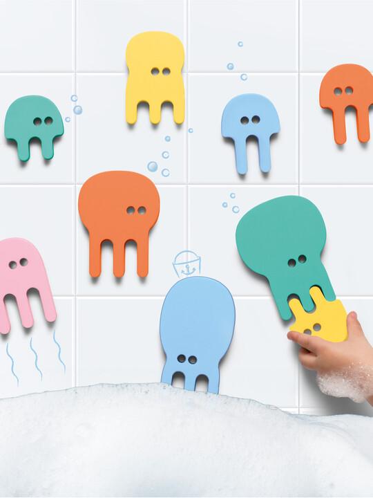 Quut Quutopia Bath Puzzle Jellyfish image number 1