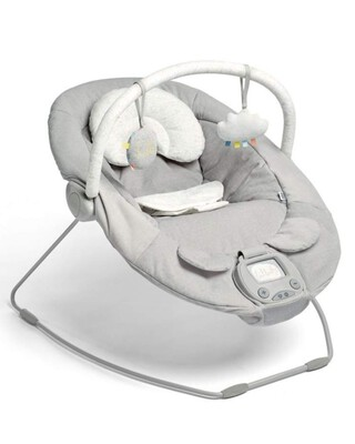 Apollo Bouncing Cradle - Pebble Grey