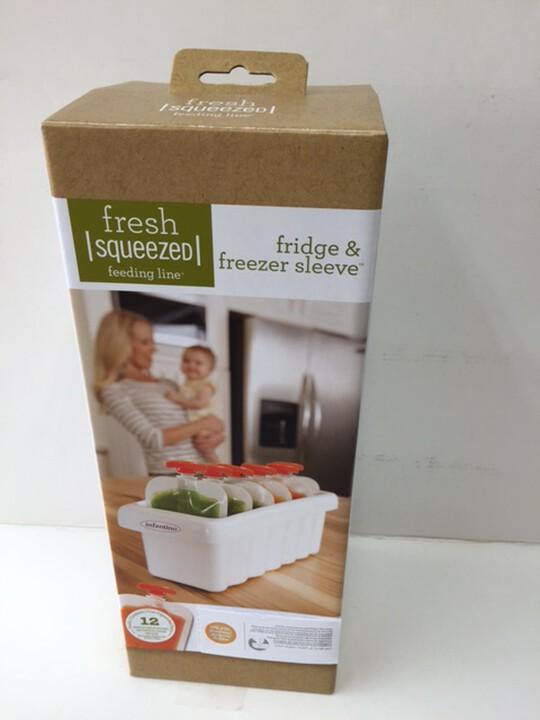 Infantino -Fridge & Freezer Sleeve image number 2